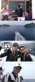 『都市漁師』キム・レウォン×パク・ジンチョル、日本で名勝負